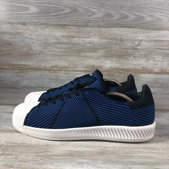 Adidas Superstar Bounce Primeknit Deep